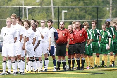 Houghton College Men's Soccer (2) v. Clarkson University (0)