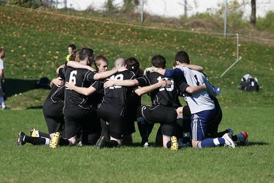 Houghton College Men's Soccer (4) v. Malone University (0)
