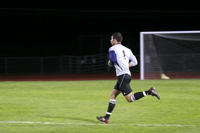 Houghton College Men's Soccer (3) v. Mt. Vernon Nazarene University (0)