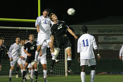 Houghton College Men's Soccer (0) v. Notre Dame College (1)