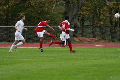 Houghton College Men's Soccer (2) v. Nyack College (1)