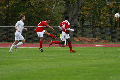 Houghton College Men's Soccer (2) v. Nyack College (1)