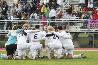 Houghton College Men's Soccer (2) v. Roberts Wesleyan College (1)