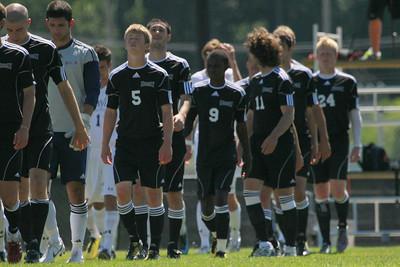 Houghton College Men's Soccer (2) v. Taylor University (0)