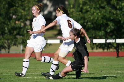Houghton College Women's Soccer (2) v. Walsh University (1)