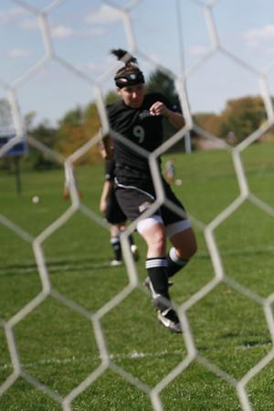 Houghton College Women's Soccer (4) v. Malone (0)