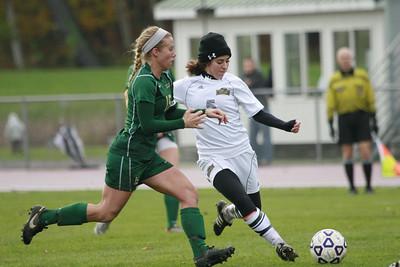 Houghton College Women's Soccer (7) v. Point Park U (1)