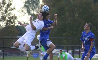 Houghton College Men's Soccer (2) v SUNY Fredonia (3)