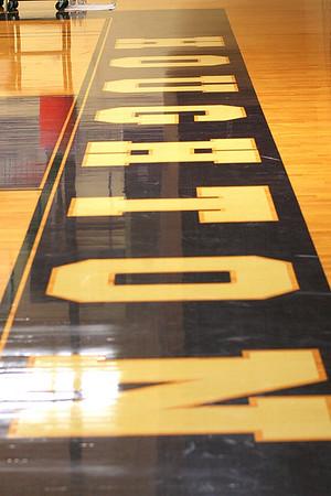 Houghton College Mens Basketball 2009 V Walsh University