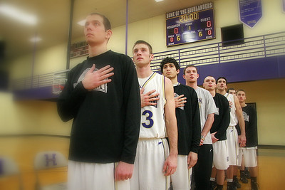 Houghton College Mens Basketball v Notre Dame College