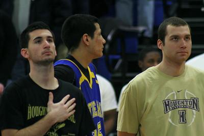Houghton College Men's Basketball 79 v Notre Dame College 72