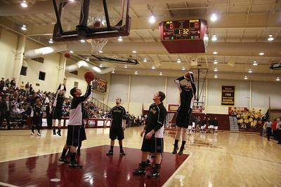 Houghton College Men's Basketball v Walsh