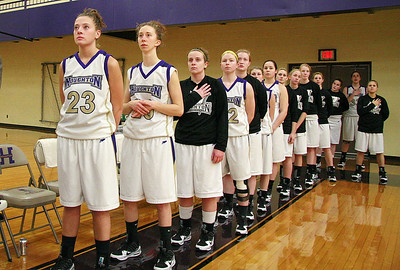 Houghton College Women's Basketball v Notre Dame College