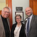Bob Miller, Board of Directors members and Doctors Ruth Simons and Joe Rotella.
