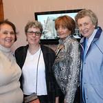 Deanna Hopewell, Board of Directors member Doctor Ruth Simons, Debbie Walker and Sister Carmelita Dunn, SCN.
