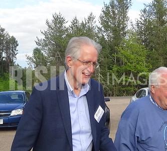 Brian Ewert At Washburn County Democrats Meeting In Spooner, WI