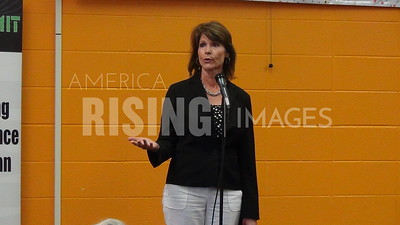 Cheri Bustos At Community Event In Rock Island, IL