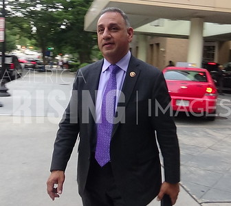 Gil Cisneros at DCCC Reception in Washington, DC
