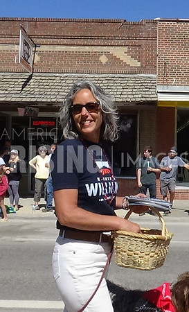 Kathleen Williams Lewistown Parade in Lewistown, MT