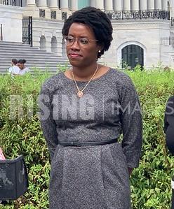 Lauren Underwood at Gun Violence Presser in Washington, DC