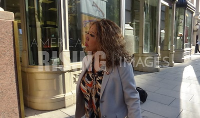 Lucy McBath Attends Fundraiser In Washington, DC