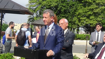 Matt Cartwright At Democratic Press Conference Calling For Climate Justice In Washington, DC