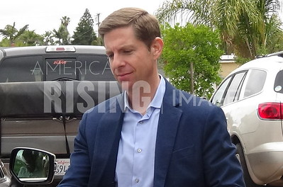Mike Levin At gun forum in Vista, CA
