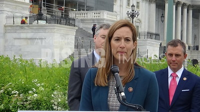 Mikie Sherrill at Opioid Crisis Press Conference in Washington, DC