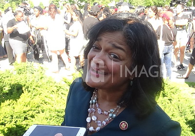 Pramila Jayapal at Workers Bill of Rights Presser in Washington, DC