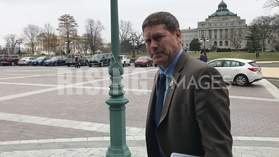 Ron Kind at Capitol in Washington, DC