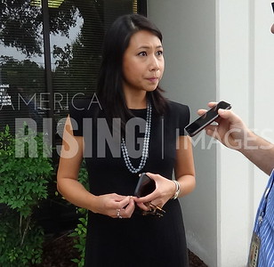 Stephanie Murphy At Language Advocacy League In Orlando, FL