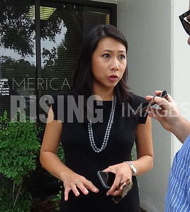 Stephanie Murphy At Language Advocacy League In Orlando, FL