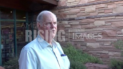 Tom O'Halleran At Small Business Forum In Sedona