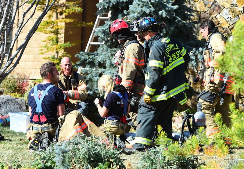 Eldorado Springs House Fire