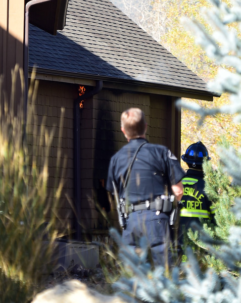 Eldorado Springs House Fire