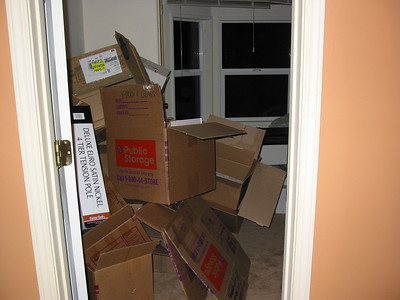 2005.10.15-26 Packing and Moving