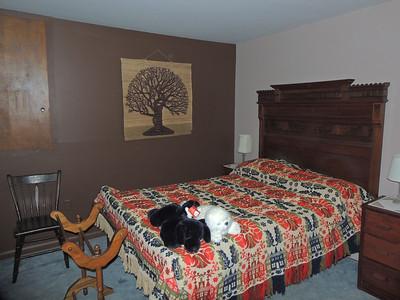 Lower level bedroom (#3)