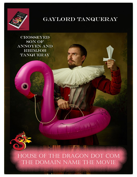 Gaylord Tanqueray   The House Of Tanqueray   FREE LETTER SIZE POSTER DOWNLOAD