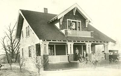 Sears kit house Old Pueblo Road