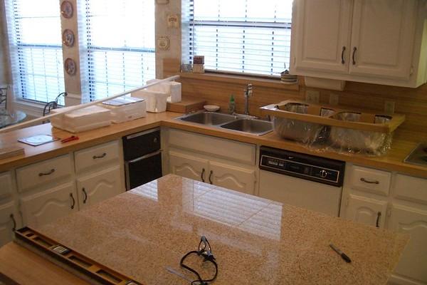 2004-5 Pheasant Run House: Remodeling