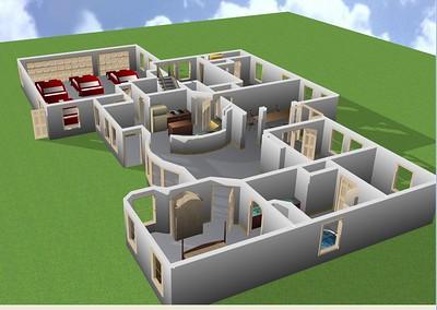 Fairview House-CAD plans