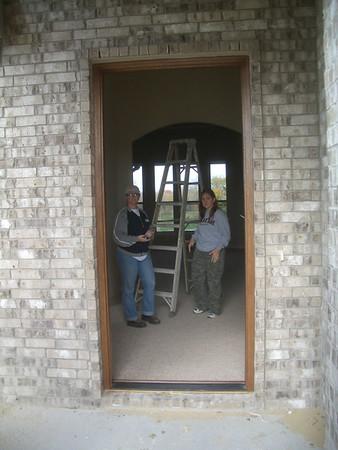 HOUSE TECH: Front door install