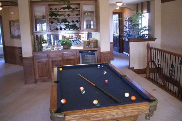 Home Ideas-Game & Media Rooms