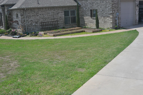Yard Work and Garden