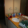 Boy's Bathroom before.