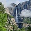 Upper Yosemite Falls, Yosemite, CA