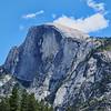 Half Dome, Yosemite on our California and Nevada trip in 2013