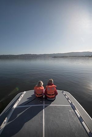 House boats Knysna