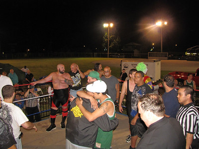House of Bricks Pro Wrestling  July 16, 2011