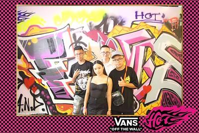 House of VANS Event Photo Booth @ Rubik Zoo 04/08/2018 - Chụp hình in ảnh lấy liền Sự kiện - WefieBox Photobooth Vietnam